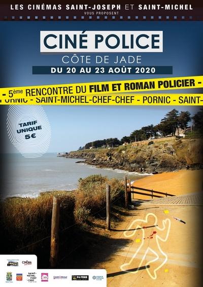 bientôt Ciné Police du 20 au 23 Août, ouverture à 20h