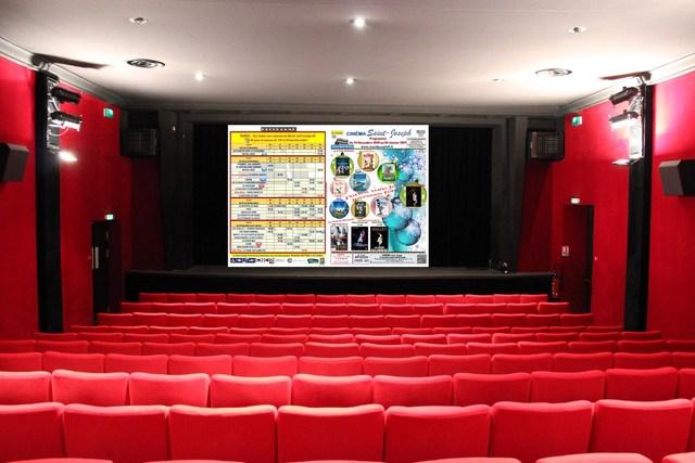Suite à la décision du gouvernement, votre cinéma se reconfine pendant 3 semaines